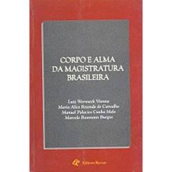 Livro - Corpo e Alma da Magistratura Brasileira