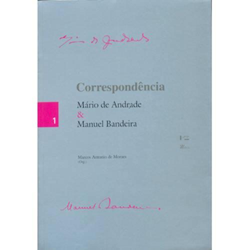 Livro - Correspondência