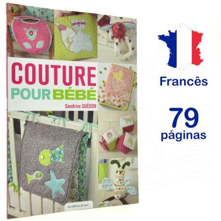 Livro Couture Pour Bébé