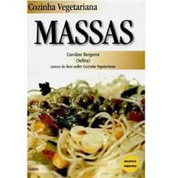 Livro - Cozinha Vegetariana - Massas