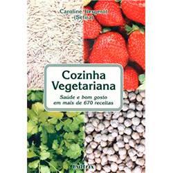 Livro - Cozinha Vegetariana