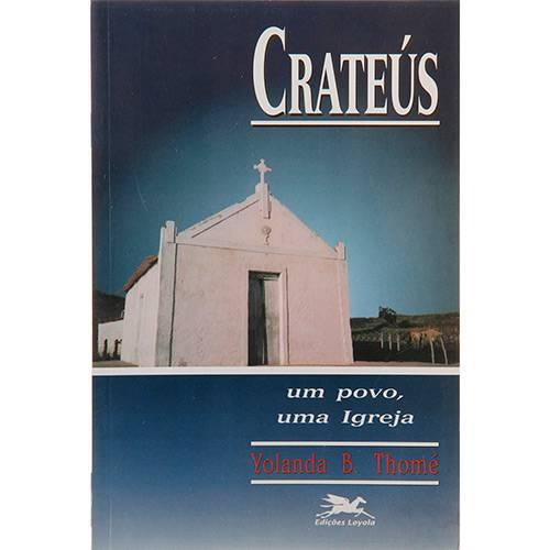 Livro - Crateus (Experiências Pastorias)