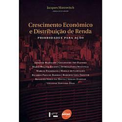 Livro - Crescimento Econômico e Distribuição de Renda