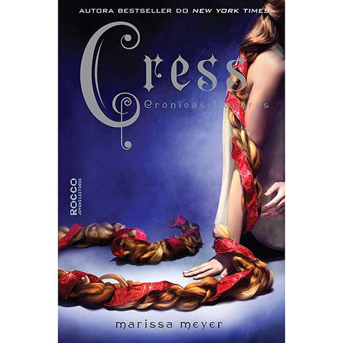 Livro - Cress: Crônicas Lunares