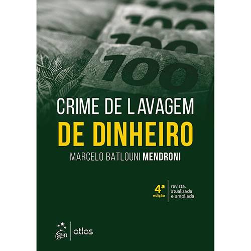Livro - Crime de Lavagem de Dinheiro