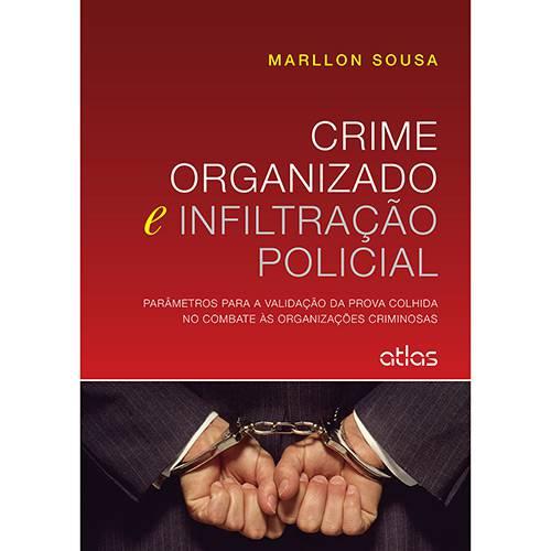 Livro - Crime Organizado e Infiltração Policial