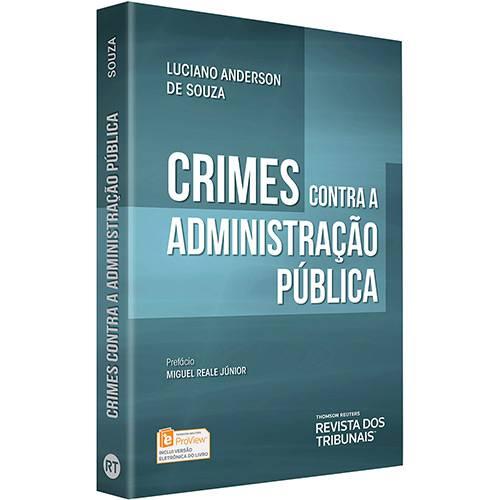 Livro - Crimes Contra a Administração Pública