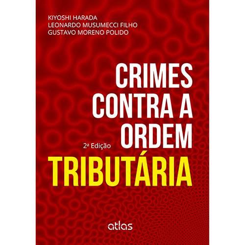 Livro - Crimes Contra a Ordem Tributária