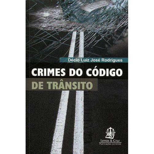 Livro - Crimes do Código de Trânsito