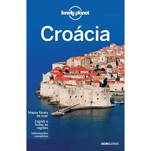 Livro - Croácia - Coleção Lonely Planet