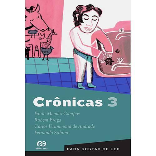 Livro - Crônicas 3