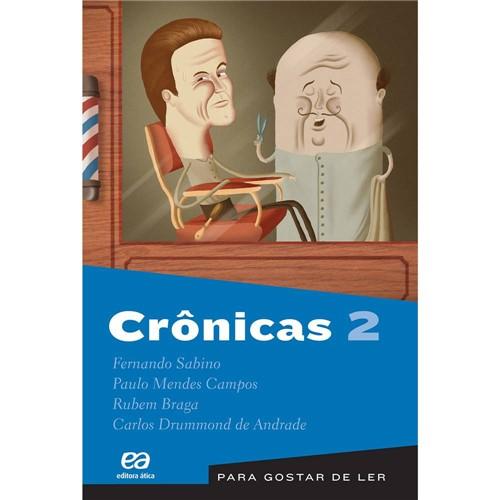 Livro - Crônicas 2