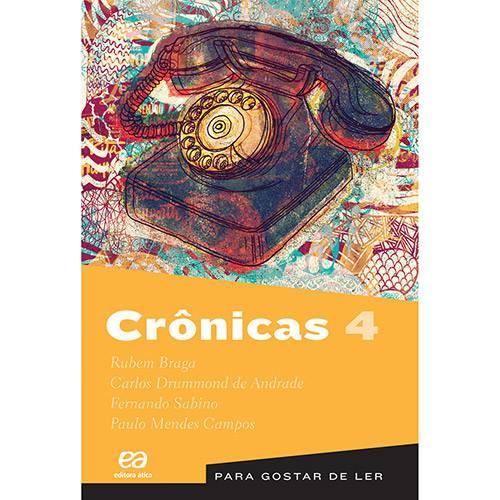 Livro - Crônicas 4