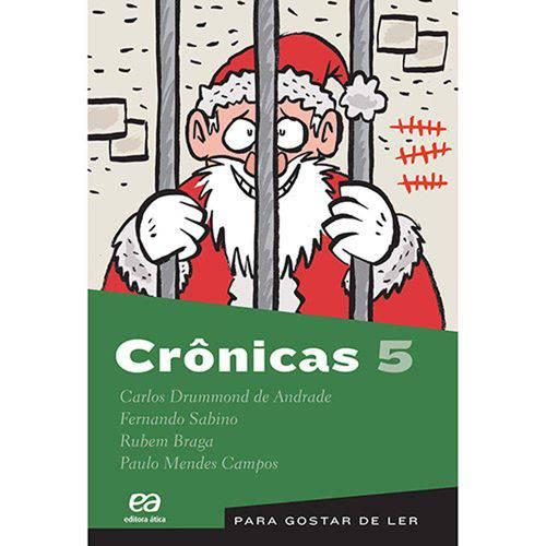 Livro - Cronicas 5 Cronicas 5