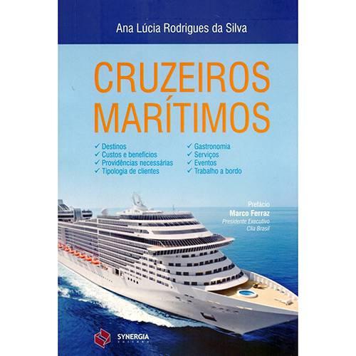 Livro - Cruzeiros Marítimos