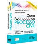 Livro - Curso Avançado de Processo Civil (Vol. 1)
