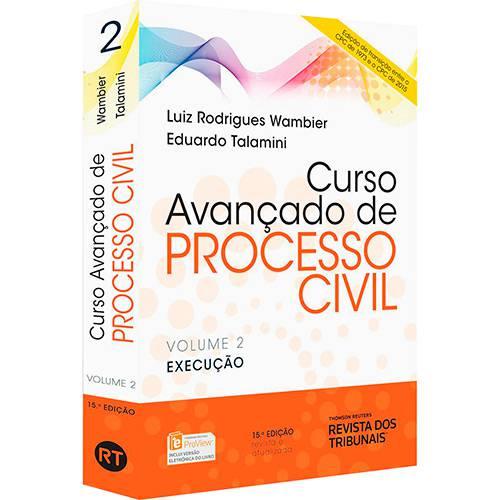 Livro - Curso Avançado de Processo Civil (Vol. 2)