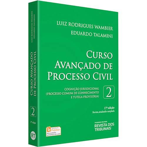 Livro: Curso Avançado de Processo Civil