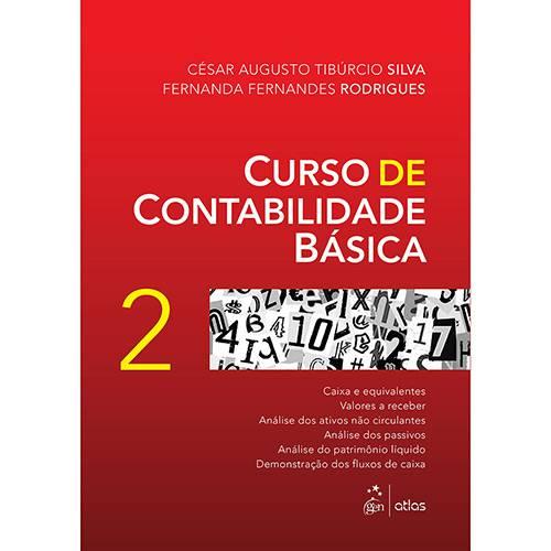 Livro - Curso Contabilidade Básica - Vol. 2