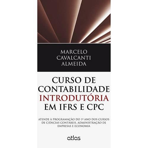 Livro - Curso de Contabilidade Introdutória em Ifrs e Cpc