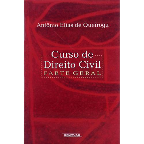 Livro - Curso de Direito Civil - Parte Geral