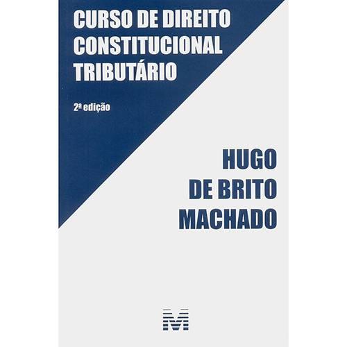 Livro - Curso de Direito Constitucional Tributário