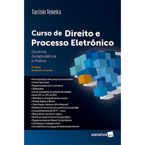 Livro - Curso de Direito e Processo Eletrônico