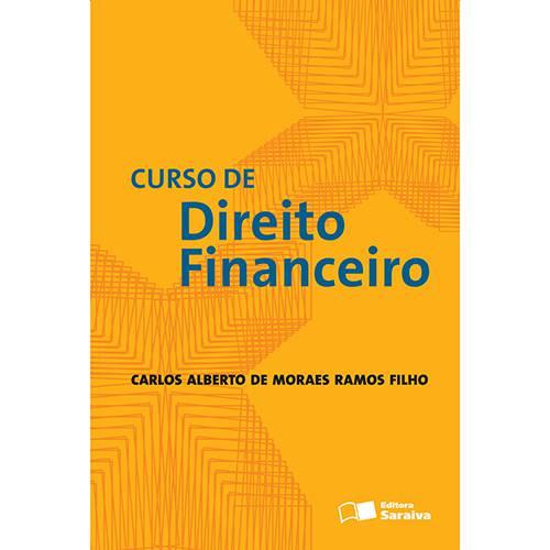 Livro - Curso de Direito Financeiro