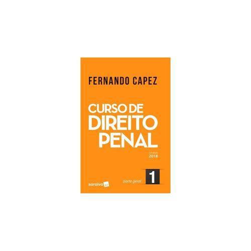 Livro - Curso de Direito Penal - Parte Geral - Capez