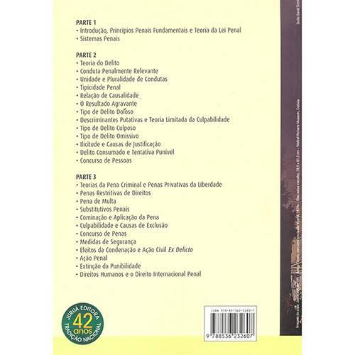 Livro - Curso de Direito Penal - Parte Geral