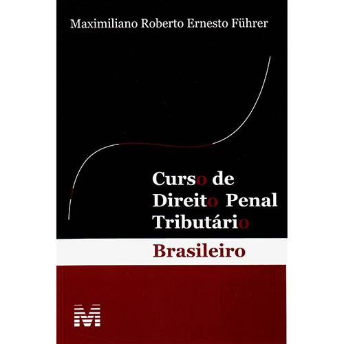 Livro - Curso de Direito Penal Tributário Brasileiro