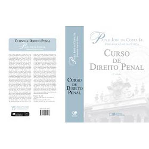 Livro - Curso de Direito Penal