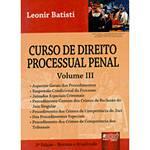 Livro - Curso de Direito Processual Penal - Vol. 3