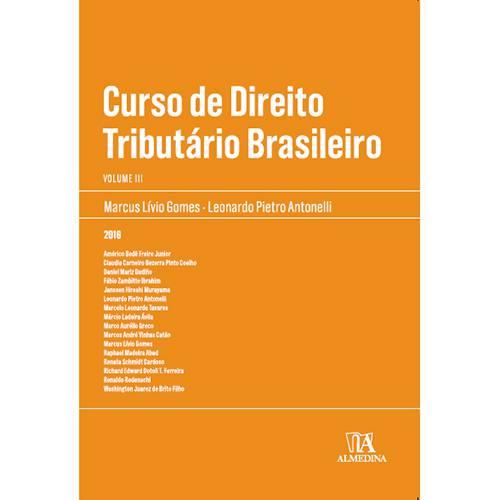 Livro - Curso de Direito Tributário Brasileiro
