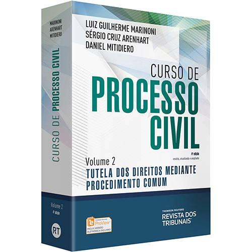 Livro - Curso de Processo Civil