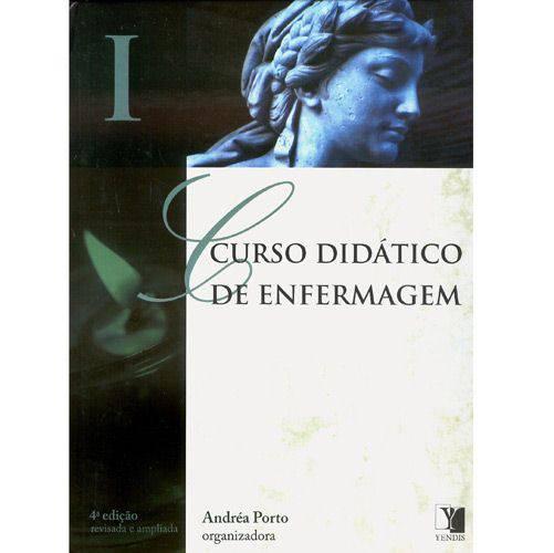 Livro - Curso Didático de Enfermagem - Volume 1