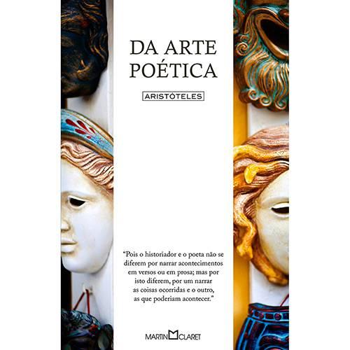 Livro - da Arte Poética