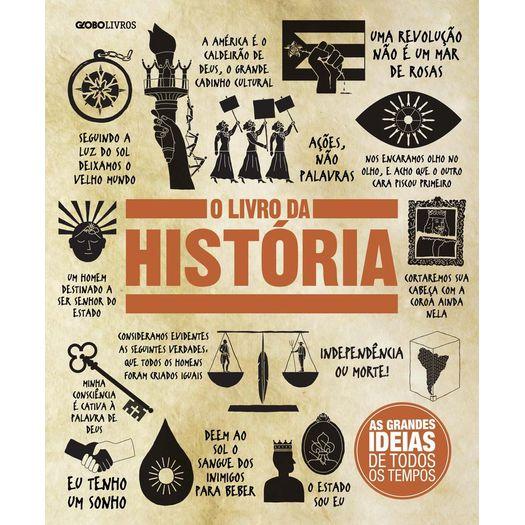Livro da Historia, o - Compacto - Globo