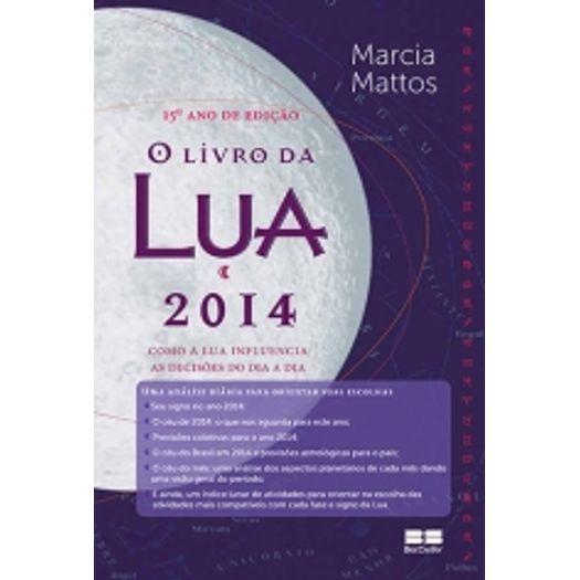 Livro da Lua 2014, o - Best Seller