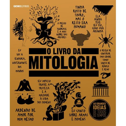 Livro da Mitologia, o - Compacto - Globo