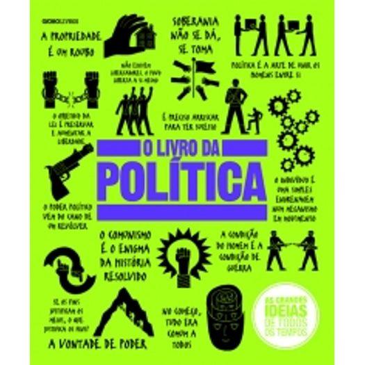 Livro da Politica, o - Globo