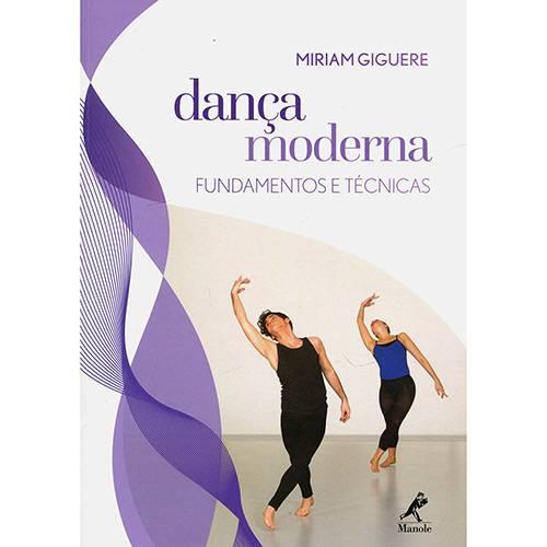 Livro - Dança Moderna: Fundamentos e Técnicas