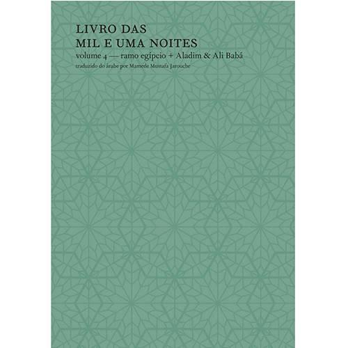 Livro das Mil e uma Noites: Ramo Egípcio + Aladim e Ali Babá - Volume 4