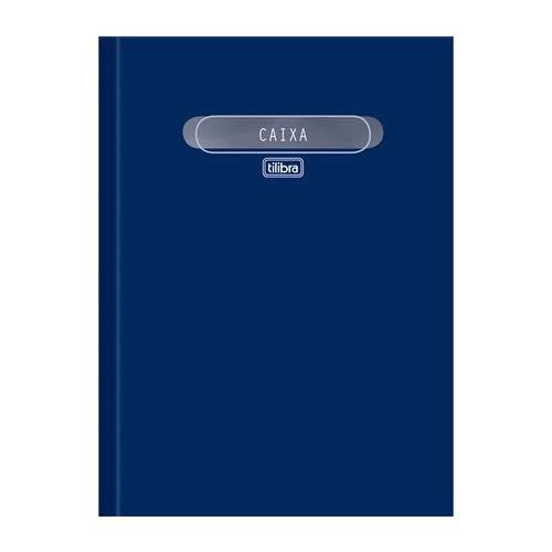 Livro de Caixa com 50 Fls Tilibra 13258