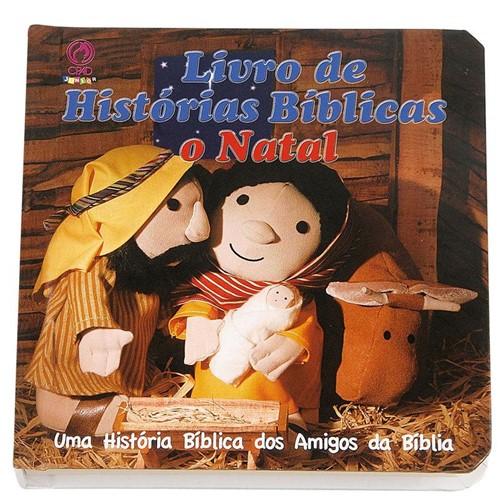 Livro de Histórias Bíblicas – o Natal
