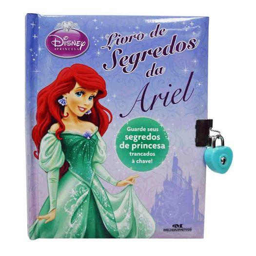 Livro de Segredos da Ariel - Melhoramentos