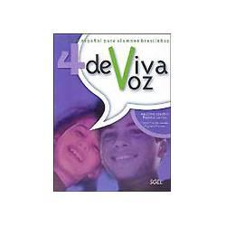 Livro - de Viva Voz - 4 - Importado