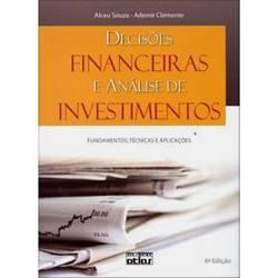 Livro - Decisões Financeiras e Análise de Investimentos -- 6ª Edição