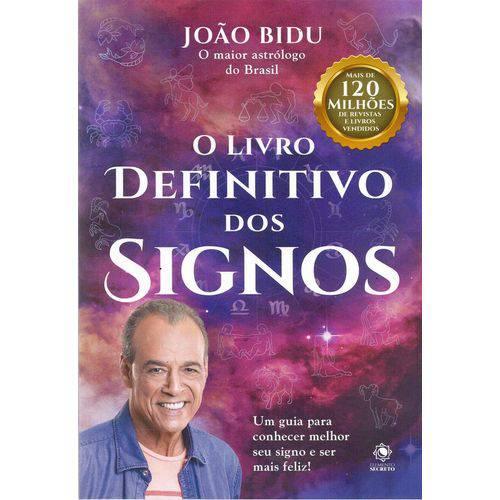 Livro Definitivo dos Signos, o - Astral Cultural