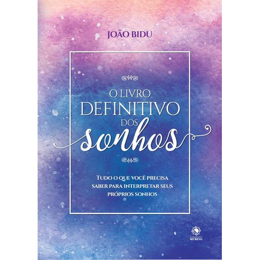 Livro Definitivo dos Sonhos, o - Astral Cultural
